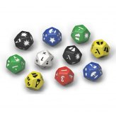 Fallout: Wasteland Warfare - Extra Dice Set (EN)