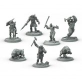 Fallout: Wasteland Warfare - Super Mutants Core Box (EN)