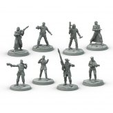 Fallout: Wasteland Warfare - Survivors Core Box (EN)