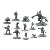 Fallout: Wasteland Warfare - Two Player Starter Models:...