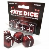 Fate Dice: Infernal Dice
