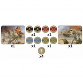 Flames of War Mission Token Set