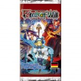 Force of Will L1 Fluch des Eisigen Sarges Booster (DE)