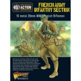 French Army: Infantry Section (10)