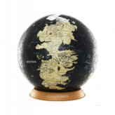 Game of Thrones 3D Globe Puzzle Unknown World (60 Teile)