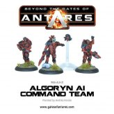 Gates of Antares - Algoryn Command Team