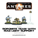 Gates of Antares - Boromite team with Mag Light Support