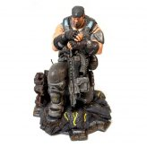 Gears of War 3 Collectors Edition PVC Statue Marcus Fenix...