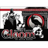 Gloom: 2nd Edition (ENGLISCH)