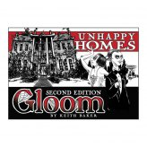 Gloom: 2nd Edition Unhappy Homes (ENGLISCH)