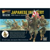 Imperial Japanese infantry plastic boxed set (30)