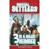 Imperial Settlers: 3 is a Magic number (Expansion) (EN)