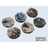 Infinity Urban Fight Bases, Round 40mm (2)