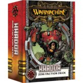 Khador 2016 MK III Faction Deck (EN)