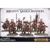 Khorne Bloodbound Mighty Skullcrushers (83-13)
