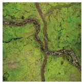 River Valley 3x3 Gaming Mat