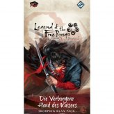 Legend of the 5 Rings LCG:Die Verborgene Hand des Kaisers (Skorpion-Klan Pack) (DE)