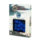 Legend of the Five Rings- Crab Clan Dice Set (10) *nur noch 1 Stk!