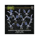 Legion of Everblight Grotesque Raiders / Banshees (10)...