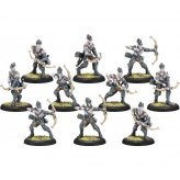 Legion of Everblight Blighted Nyss Archers/Swordsmen (10)...