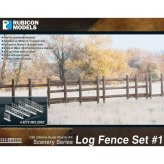 Log Fence Set