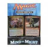 Magic the Gathering: Duel Decks: Mind vs. Might (EN)