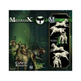 Malifaux: Canine Remains (3)