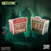 Malifaux: Circus Stands Set