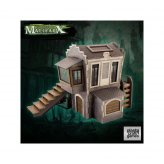 Malifaux: Downtown Building