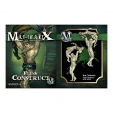 Malifaux: Flesh Construct with Victim (1)