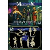 Malifaux: Smoke and Mirrors Colette Crew (9)