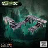 Malifaux: Swamp Walkway Set