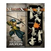 Malifaux: Ten Thunders Archers (3)