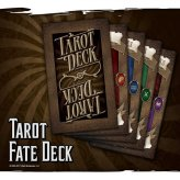 Malifaux: Through the Breach - Tarot Fate Deck (EN)