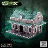 Malifaux: Train Station