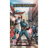 Marvel Legendary - Captian America 75TH. (EN)