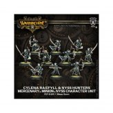 Mercenary Cylena Raefyll & Nyss Hunters Unit (10) Box