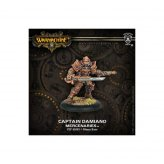 ** % SALE % ** Mercenary Warcaster Captain Damiano...