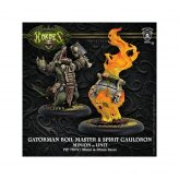 Minion Gatorman Boil Master & Spirit RESIN Box