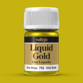 Model Color 213 Altgold (Old Gold) 35 ml (792)