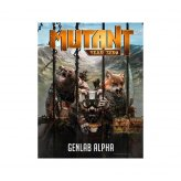 Mutant: Year Zero - Genlab Alpha Core Rulebook (EN)