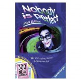 ** % SALE % ** Nobody is perfect - Mini (DE)