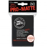 Pro-Matte Sleeves Black (50 Hüllen) [66x91mm]