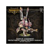 Protectorate Character Heavy Warjack Hand of Judgement