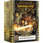 Protectorate of Menoth 2016 MK III Faction Deck (EN)