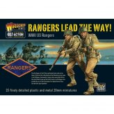 Rangers lead the way! US Rangers plastic boxed set (25)