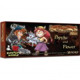 Red Dragon Inn: Allies Spyke and Flower