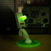 Rick & Morty LED USB-Lampe Portal Gun