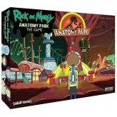Rick and Morty Brettspiel The Anatomy Park (EN)
