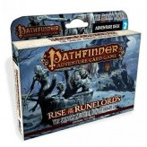 Rise of the Runelords Card Game The Skinsaw Murders Adv....